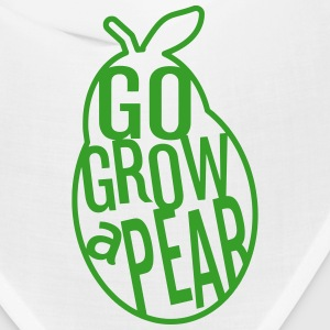 Go Grow a Pear Caps - Bandana