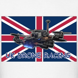 UK Drone Racing - Men's T-Shirt