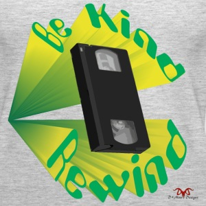 Be Kind Rewind - Women's Premium Tank Top