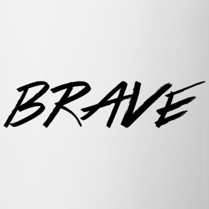 Brave Mugs & Drinkware - Coffee/Tea Mug