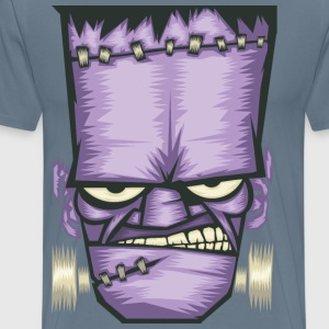 Frankenstein Halloween - Men's Premium T-Shirt