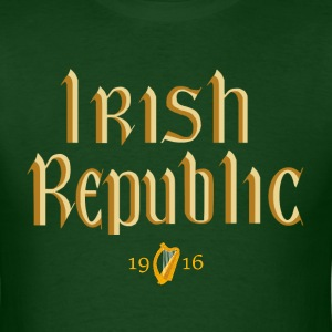 Irish Republic 1916 - Men's T-Shirt