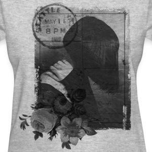dark romantic Women's T-Shirts - Women's T-Shirt