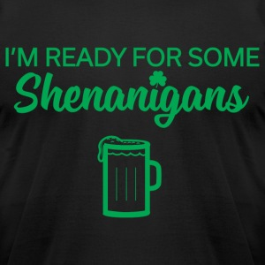 Shenanigans Final Officia T-Shirts - Men's T-Shirt by American Apparel