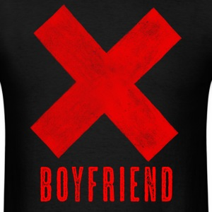 ex boyfriend T-Shirts - Men's T-Shirt
