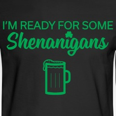 Shenanigans Final Officia Long Sleeve Shirts