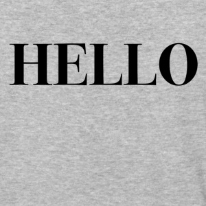 Hello  - Baseball T-Shirt