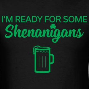 Shenanigans Final Officia T-Shirts - Men's T-Shirt