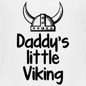 Daddy's Little Viking - Kids' Premium T-Shirt