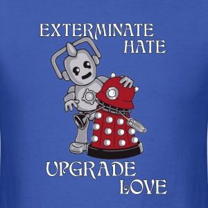 Exterminate Hate.png T-Shirts - Men's T-Shirt