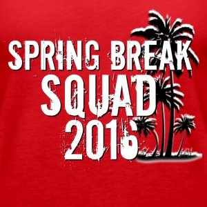 Spring Break Squad 2016 Tanks - Women's Premium Tank Top
