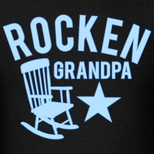 Rocken Grandfather - Men's T-Shirt