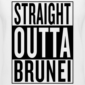 Brunei Women's T-Shirts - Women's V-Neck T-Shirt