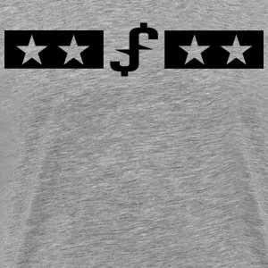 Fine Supply Star - Men's Premium T-Shirt