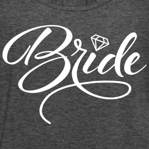 Bride and Bride To Be Tanks - Women's Flowy Tank Top by Bella