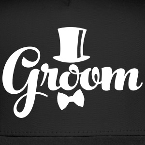 Groom - Weddings/Bachelor Sportswear - Trucker Cap