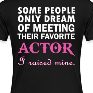 ACTOR'S MOM - Women's Premium T-Shirt