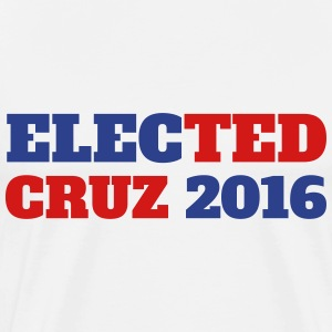 Elect Ted Cruz in 2016 - Men's Premium T-Shirt