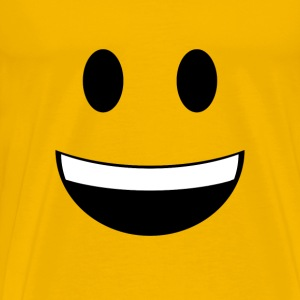 happy   - Men's Premium T-Shirt