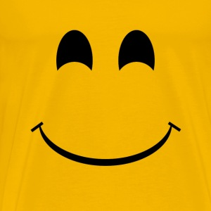 smily  - Men's Premium T-Shirt