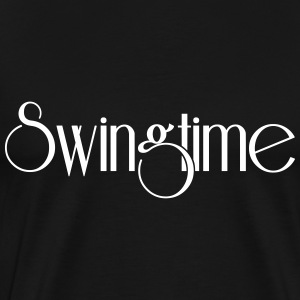 Swingtime T-Shirts - Men's Premium T-Shirt