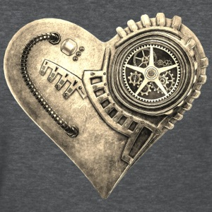 Steampunk Clockwork Heart #1B Women's T-Shirts - Women's T-Shirt