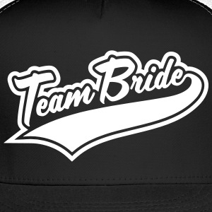 Team Bride - Wedding Party Apparel - Trucker Cap