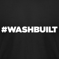 Design ~ #WASHBUILT Stay Fly Premium T-Shirt - Limited Edition