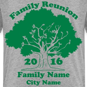 Family Reunion Oak Tree 2016 Kids' Shirts - Kids' Premium T-Shirt