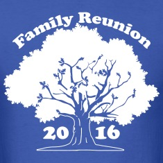 Family Reunion Oak Tree 2016 T-Shirts