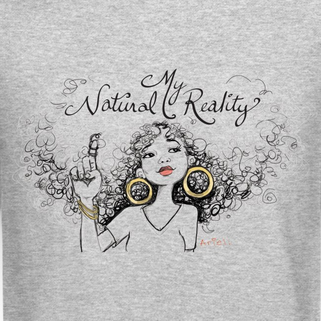 My Natural Reality Crew Neck