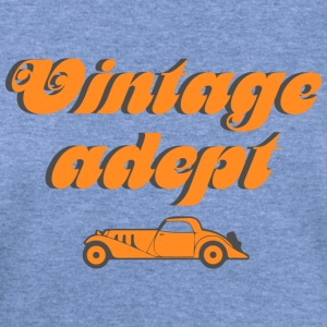 Vintage cars adept Long Sleeve Shirts - Women's Wideneck Sweatshirt