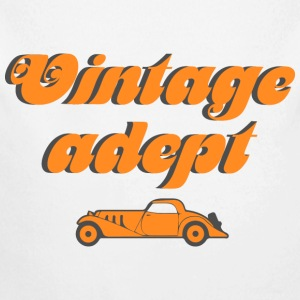 Vintage cars adept Baby Bodysuits - Long Sleeve Baby Bodysuit