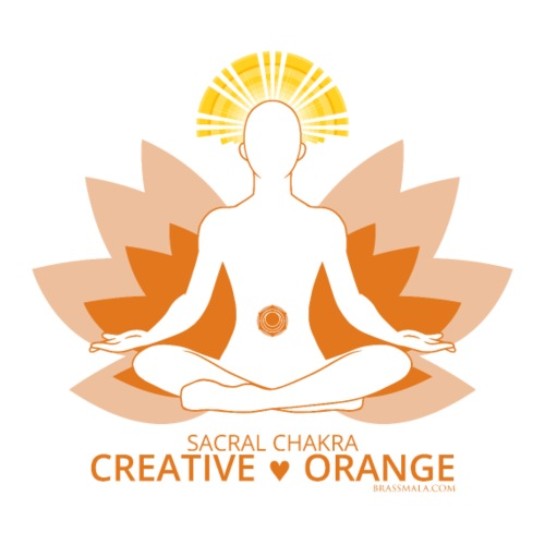 Chakra - Creative Orange