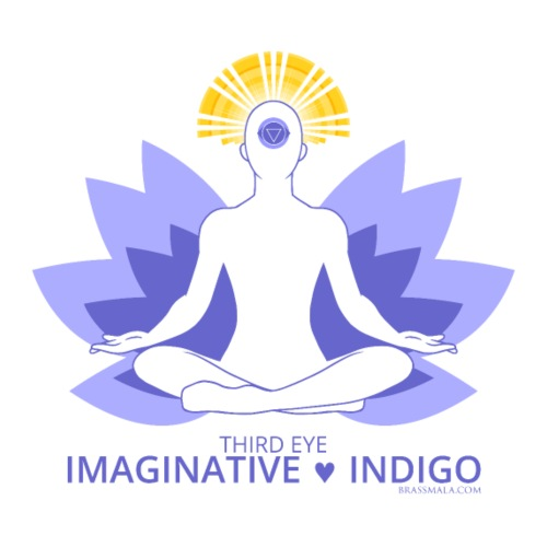 Chakra - Imaginative Indigo
