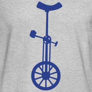unicycle circus 2 Long Sleeve Shirts - Men's Long Sleeve T-Shirt