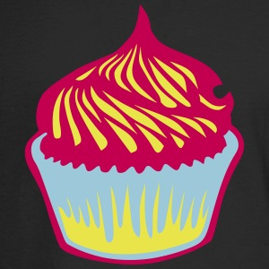 cupcakes 45 Long Sleeve Shirts - Men's Long Sleeve T-Shirt