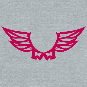 4025 wing 8 T-Shirts - Unisex Tri-Blend T-Shirt by American Apparel