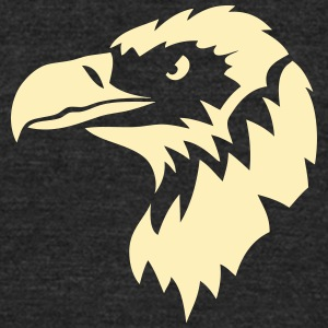 4022 vulture birds T-Shirts - Unisex Tri-Blend T-Shirt by American Apparel