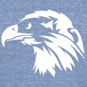 royal eagle 4022 birds T-Shirts - Unisex Tri-Blend T-Shirt by American Apparel
