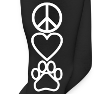 Design ~ Peace Love Paws
