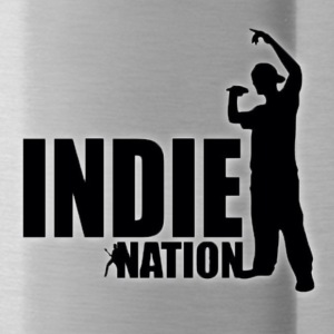 Indie Nation Water Bottle - Water Bottle