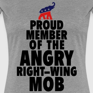 Right Wing Mob - Women's Premium T-Shirt