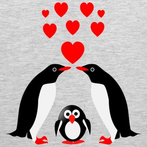 Penguins family Sportswear - Men's Premium Tank