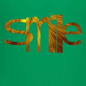 alphabet smile - Toddler Premium T-Shirt