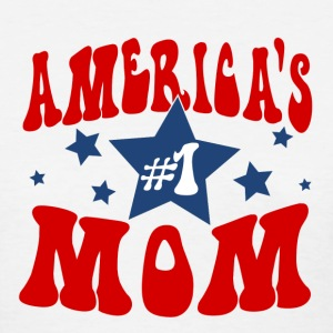 America's #1 Mom t-shirt - Women's T-Shirt