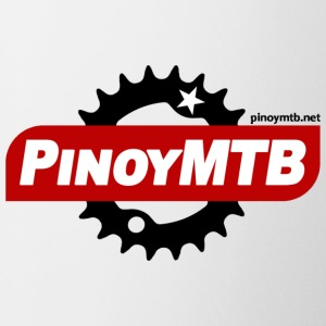 Pinoy MTB Mug- Filipino Mountain Bike Coffee Tea M - Coffee/Tea Mug