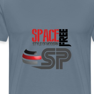 Modern Space - Men's Premium T-Shirt