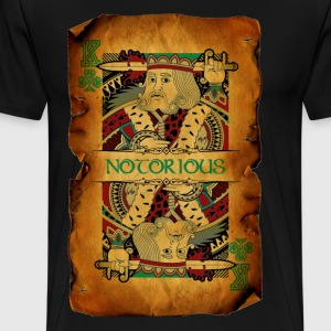 Notorious King - Men's Premium T-Shirt