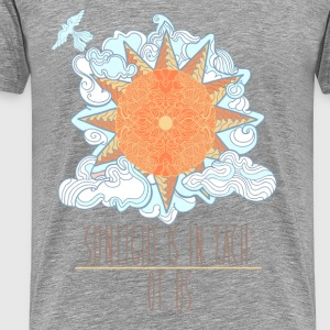 Sunlight T-Shirts - Men's Premium T-Shirt